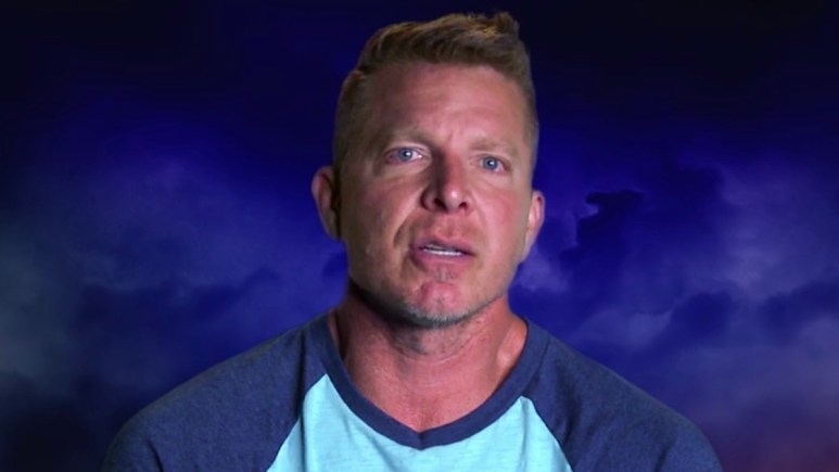 mark long during the challenge all stars final confessional
