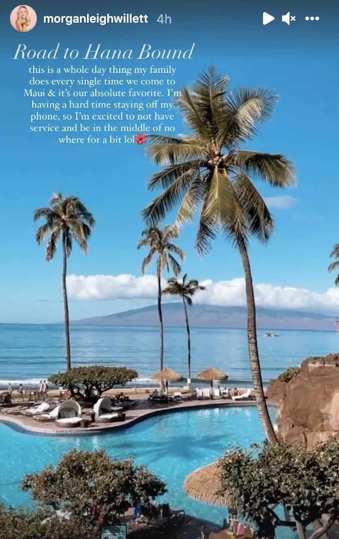 the challenge morgan willett update from hawaii