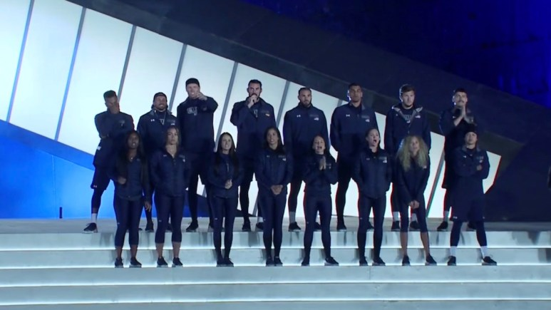 the challenge season 37 cast during episode 8 elimination