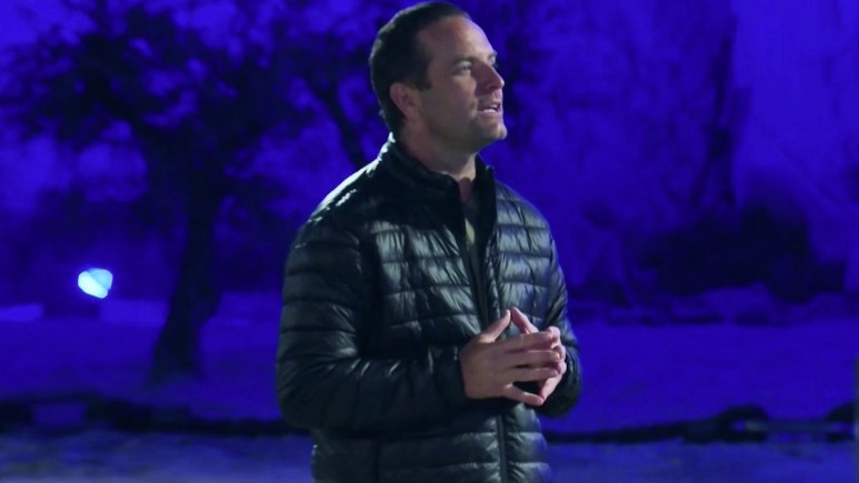 tj lavin during the challenge season 37 episode 8
