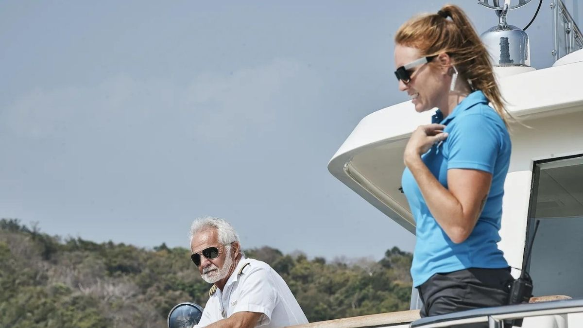 Rhylee Gerber from Below Deck talks Bravo shutting her down over Season 7 behind the scenes drama.