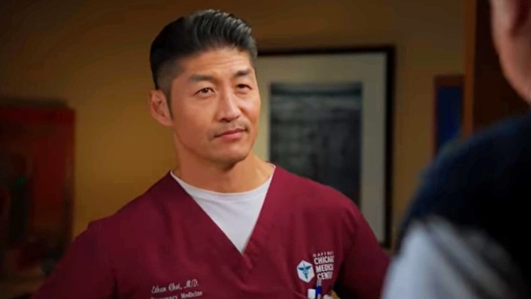 Brian Tee As Dr Choi On Chicago Med