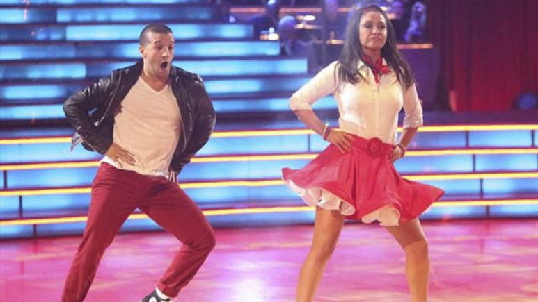 Bristol Palin on Dancing With the Stars