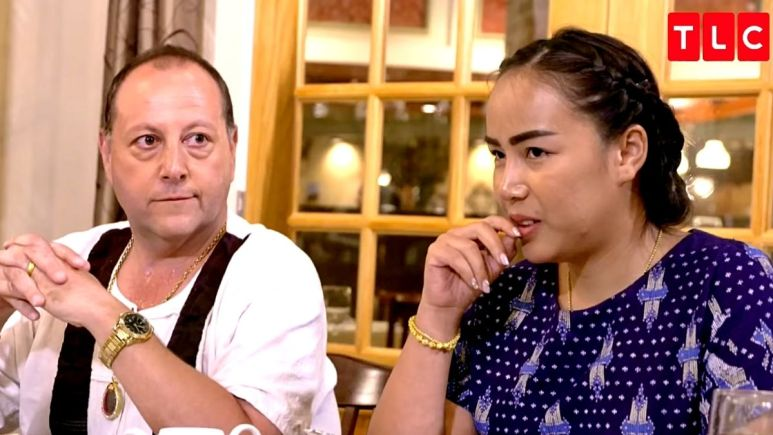 David and Annie Toborowsky of 90 Day Fiance