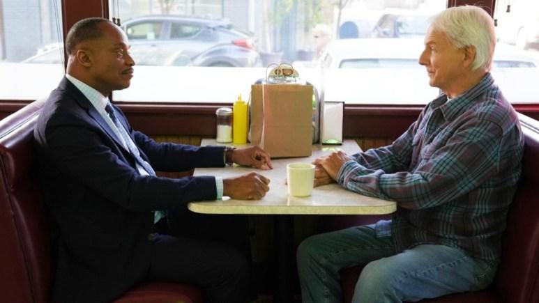 Gibbs And Vance On NCIS S19 E4