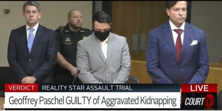 Verdict from court tv
