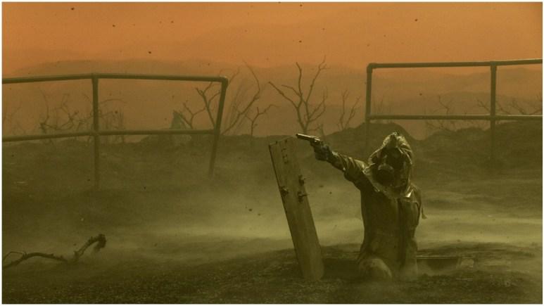 Jenna Elfman stars as June, as seen in Season 7 of AMC's Fear the Walking Dead