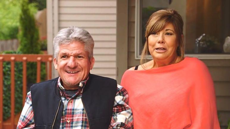 Matt Roloff and Caryn Chandler of LPBW