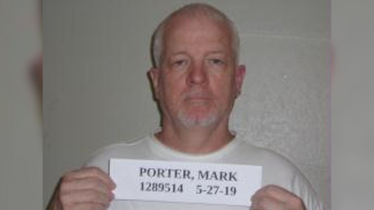 Mugshot of Mark Porter