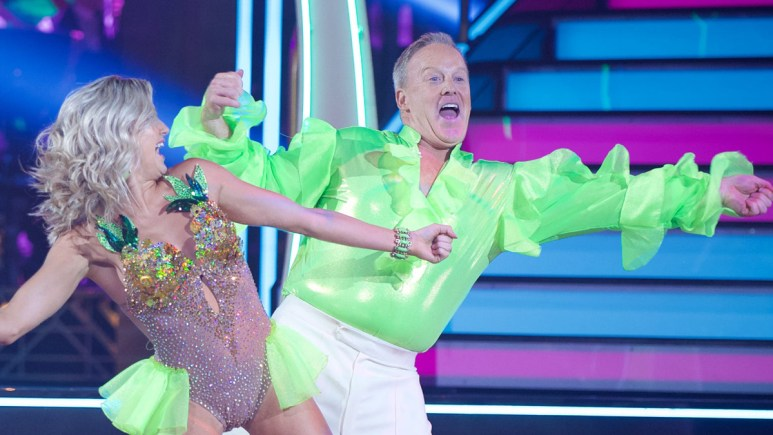 Sean Spicer on Dancing With the Stars
