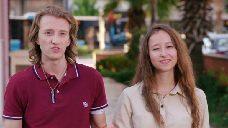 Steven and Alina
