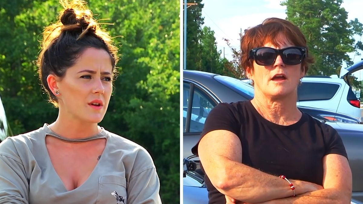 Teen Mom 2 alums Jenelle and Barbara Evans