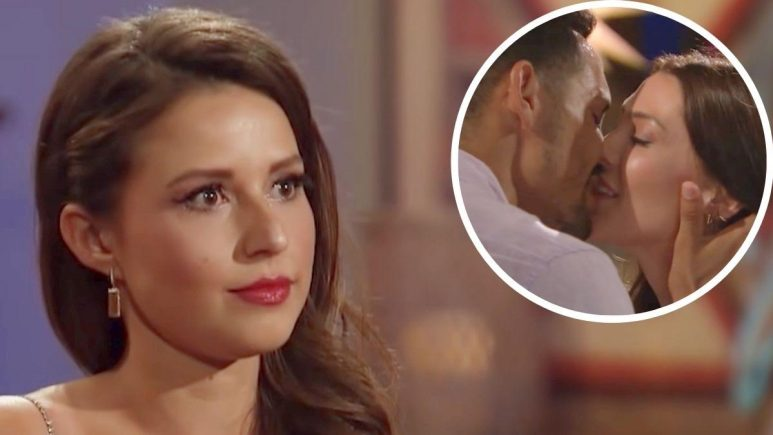 Katie Thurston on The Bachelorette and Thomas Jacobs and Becca Kufrin kissing