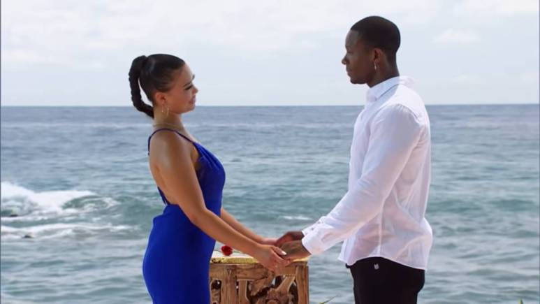 Maurissa and Riley film for BIP