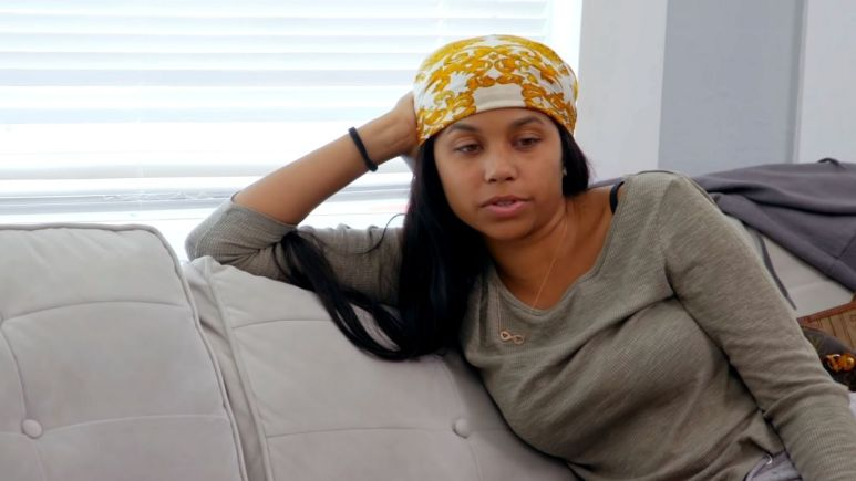 Teen Mom OG star Cheyenne Floyd opens up about the downside of filming the show