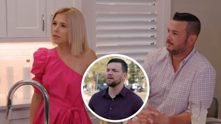 90 Day Fiance: Happily Ever After? stars Charlie and Megan Potthast blame Andrei Castravet for ongoing family drama
