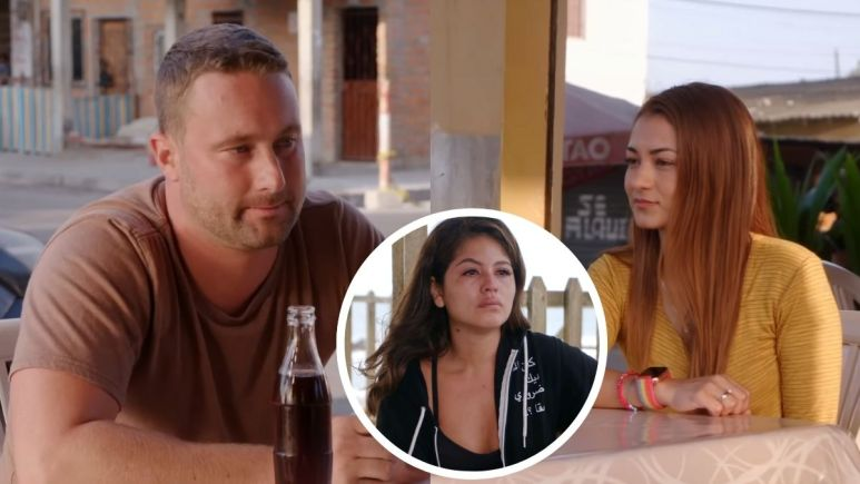 90 Day Fiance:The Other Way star Corey Rathgeber issues apology to Evelin Villegas for bringing his hookup Jenny on the show