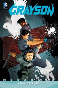 Grayson Megaband 2 Krieg der Spione