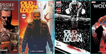 Old Man Logan – die brillant-düstere Comic-Vorlage zum Kino-Blockbuster Logan – The Wolverine!