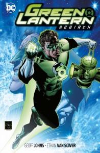 Green Lantern Rebirth von Geoff Johns und Ethan van Sciver