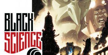 Black Science Band 3 Fluchtmuster von Rick Remender und Matteo Scalera Comickritik