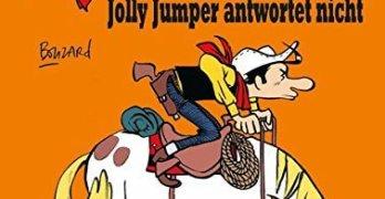 Lucky Luke Hommage Band 2 Jolly Jumper antwortet nicht von Guillaume Bouzzard Comickritik