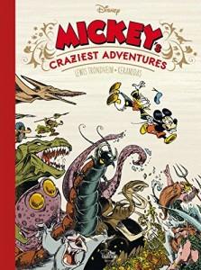 Mickey's Craziest Adventure von Lewis Trondheim und Keramidas
