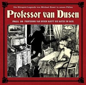 Professor van Dusen Fall 10 Professor van Dusen kauft die Katze im Sack
