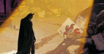 Batman Auf dem Weg ins Niemandsland Comickritik