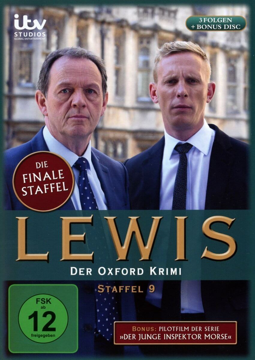 Lewis Der Oxford Krimi Staffel 7