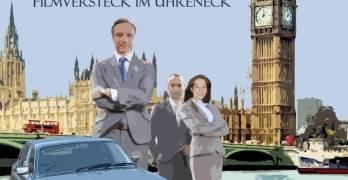 Der Lord & die Zwei Folge 1 Filmversteck im Uhreneck Hörspielkritik