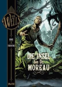 H.G. Wells Band 4 Die Insel des Dr. Moreau