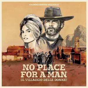 No Place for a Man von Mondo Sangue LP Kritik