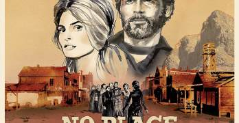 No Place for a Man von Mondo Sangue LP Kritik