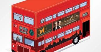 Lewis Gesamtbox erscheint am 29.06.2018