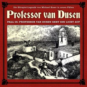 Professor van Dusen Fall 14 Professor van Dusen geht ein Licht auf