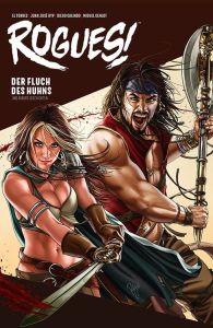 Rogues! Band 1 Der Fluch des Huhns und andere Geschichten von El Torres, Juan José Ryp, Diego Galindo und Miguel Genlot Comickritik