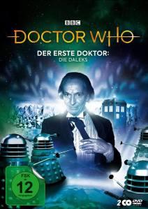 Doctor Who Der erste Doktor Die Daleks DVD Kritik