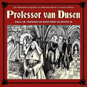 Professor van Dusen Fall 16 Professor van Dusen nimmt die Beichte ab