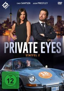 Private Eyes Staffel 2 DVD Kritik