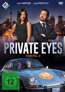 Private Eyes Staffel 2