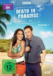 Death in Paradise Staffel 7 DVD Kritik
