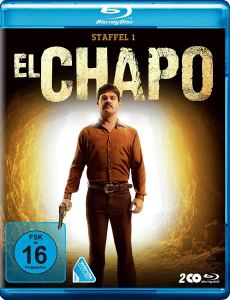 El Chapo Staffel 1 Blu-ray Kritik