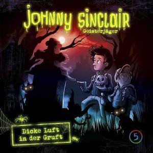Johnny Sinclair Folge 5 Dicke Luft in der Gruft Teil 2 Hörspielkritik