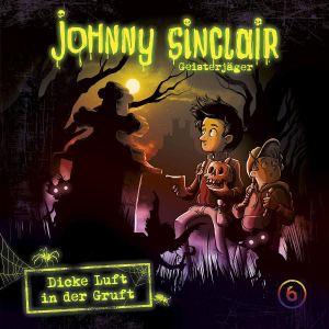 Johnny Sinclair Folge 6 Dicke Luft in der Gruft Teil 3 Hörspielkritik