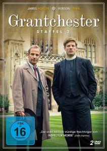 Grantchester Staffel 2 DVD Kritik