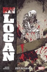 Dead Man Logan Band 1 Zeit zu Gehen von Ed Brisson und Mike Henderson Comickritik