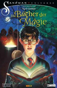 Die Bücher der Magie Band 1 von Kat Howard und Tom Fowler Comickritik