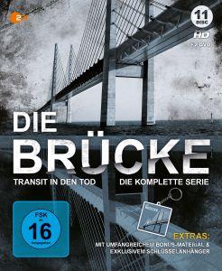 Die Komplettbox von Die Brücke erscheint am 11.10.2019