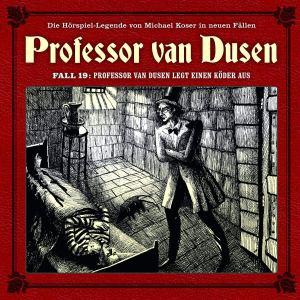 Professor van Dusen Fall 19 Professor van Dusen legt einen Köder aus Hörspielkritik